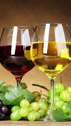 Red White Wine Glasses Grapes Smartphone Wallpaper and Lockscreen HD Wine Photography, Still Life Photography, Cheese Drawing, White Wine Glasses, Wine Art, Wine Cheese, In Vino Veritas, Fine Wine, Wine Cellar
