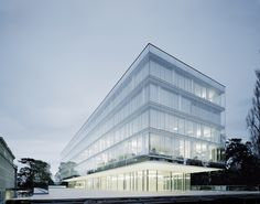 Welthandelsorganisation WTO, Genf - Erweiterung der Hauptverwaltung | competitionline - Wettbewerbe und Architektur