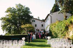 Wedding villa Florence www.italianweddingplanners.com