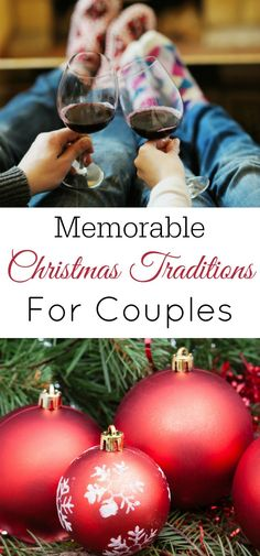 The Best Christmas Traditions for Couples - Retro Housewife Goes Green