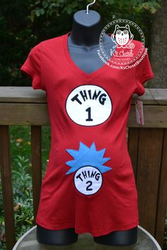 Thing 1 and Thing 2 Pregnancy Announcement by KsClosetBoutique 2nd Pregnancy Announcements, Halloween Pregnancy Announcement, Rockabilly Baby, Baby G, Pregnancy Shirts, Thing 1 Thing 2, Halloween Costumes, Maternity, Trending Outfits