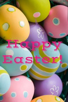 I hope everyone has a Wonderful Easter HAPPY EASTER!!