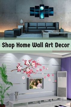 Shop Home Wall Art Home Decor From All Over The World. You Can Find All  Kinds Of Neat And Cool Art Pieces From Canvas Wall Art, Modern Wall Clocks  And Even ... Part 84