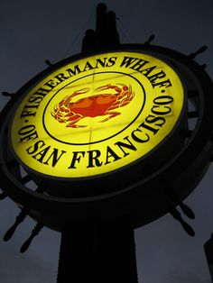 Fishermans Wharf, San Francisco...LOVE San Fran