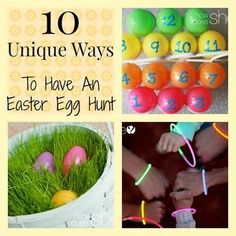 10 Unique Ways To Have An Easter Egg Hunt | eBay