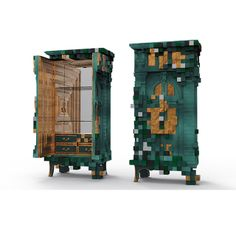 piccadilly cabinet by Boca do Lobo - #chic