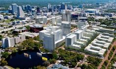 UCF – Valencia College Partnership Plans Shared Campus Downtown