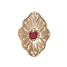 14 Karat Gold Ruby picture 001