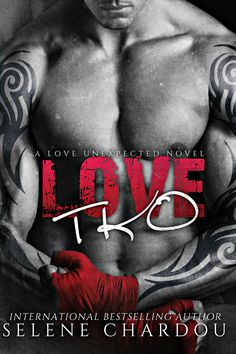 The brand new cover for the revised version of Love TKO.