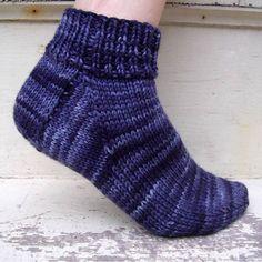 Easy Peasy Socks - Free Pattern