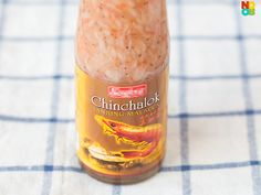 Cincalok (Fermented
