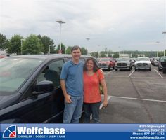 #HappyAnniversary to Liana Nixon on your 2008 #Dodge Truck #Grand Caravan from Albert Brown at Wolfchase Chrysler Jeep Dodge!