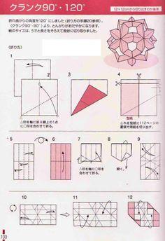 Adobracya: Diagrama Do Kusudama Manivela1