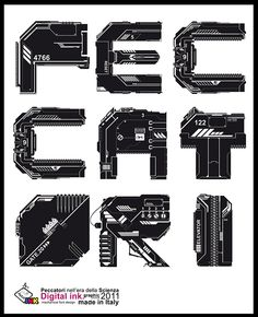 Sinners/Peccatori on Typography Served