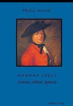 """""""Hannah Snell - historisk roman"""" av Philip Newth"""