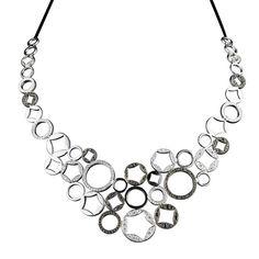 Jan Logan 18ct diamond Barcelona necklace