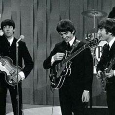 the Beatles......yea, yea, yea......