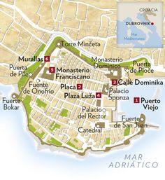 Descubre los rincones más bonitos de Dubrovnik · National Geographic en español. · Rutas y escapadas