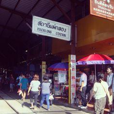 #MaeklongStation #Thailand