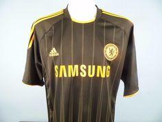 c93120187 Authentic Chelsea 2010-11 Away Shirt Adidas Samsung Mobiel XL Extra Large  Samsung