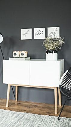 gemutlich wohnen helles holz weiss, draußen grau, drinnen gemütlich: der februar auf in 2018 | krotka, Design ideen