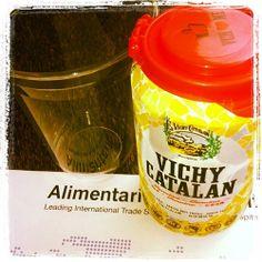 Vichy Catalán, en Alimentaria (por @zairot1)