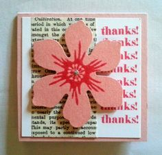 AnnMarie's Stamping Adventures!!: Thank you, thank you, thank you! :)