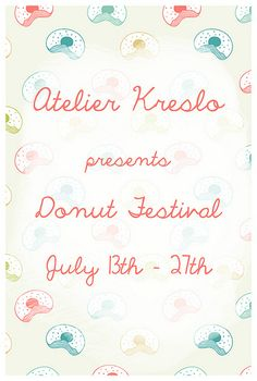 Atelier Kreslo presents: Donut Festival '14 | Flickr - Photo Sharing!