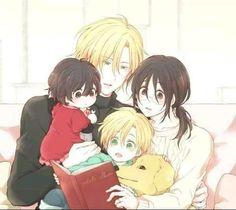 Manga Anime, Fanarts Anime, Anime Guys, Mode Cyberpunk, Anime Triste, Banana Art, Cute Anime Coupes, Familia Anime, Ecchi