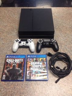 Sony PlayStation 4 (Latest Model)- 500 GB Black Console 3 GAMES  $314.20End Date: Saturday Sep-3-2016 11:35:23 PDTBuy It Now for only: $314.20Buy It Now | Add to watch list