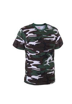 Concrete jungle Camo T-Shirts