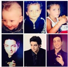 Gianluca and little Gian's!!