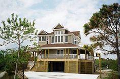 Coastal Home Plans - Array of Sunshine