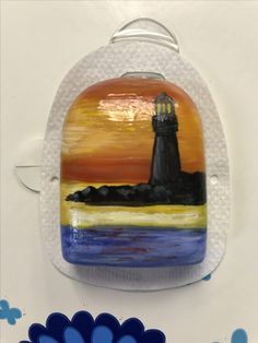 Lighthouse Omnipod Decorations, Diabetes Supplies, Type One Diabetes, Insulin Pump, Designer Pumps, Lighthouse, Design Ideas, Decorating, Diy