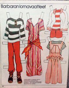 Barbara Karsten clothes 70's
