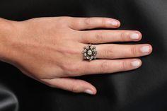To Treasure:  A Georgian Diamond Ring