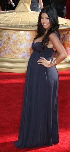 kourtney kardashian. my favorite stylish pregnant lady