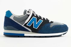 On sale now: the American superbrand's latest, limited run trainer teamwork | A first look at J Crew x New Balance 996