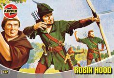 Airfix 1:72 Robin Hood