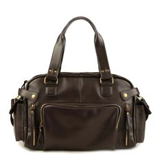 Cheap leather travel bag, Buy Quality travel bag directly from China bag travel Suppliers: Multifunction Men PU leather Travel Bags Vintage PU Leather Tote Handbags Casual Crossbody Shoulder Bags Male Business Bolso Handbags For Men, Leather Handbags, Ladies Handbags, Leather Bags, Tote Handbags, Black Shoulder Bag, Leather Shoulder Bag, Shoulder Bags, Leather Duffle Bag