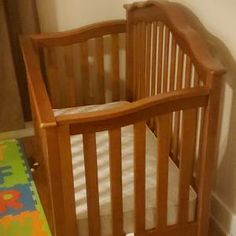 #Baby #crib (#CambridgeCity) #Furniture - #Richmond, IN at #Geebo