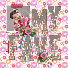 Playing With Confetti 04   Templates by Akizo Designs