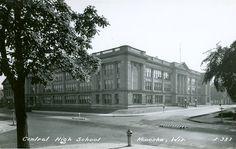 Bradford High School....Kenosha Then & Now