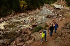 Pinewood Springs residents thrive as they survive flooded isolation - Loveland Reporter-Herald