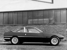 Volvo GTZ 2000 by Zagato (1969)