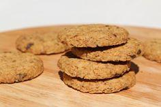 Vegano per amore - ricette vegane: BISCOTTI AVENA E NOCI
