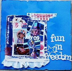 fun in freedom by Suzanne