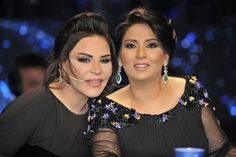 Ahlam with #Nawal  #Kuwait