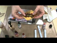 Do's & Don'ts Tim Holtz Alcohol Ink, Foil & Shimmer Sheetz by Scrapbooking Made Simple