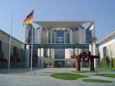 Bundeskanzleramt, Chancellery, Berlin, Germany